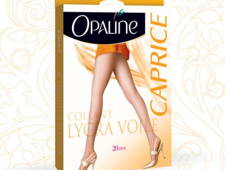 Collant lycra voile CAPRICE 20