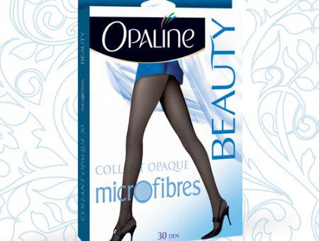 Collant opaque microfibres BEAUTY 30