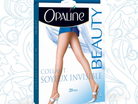 Collant soyeux invisible BEAUTY 20